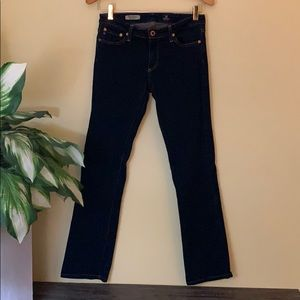AG The Ballad Slim Boot Jean, size 28
